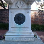 Das Grab von E.A.Poe in Baltimore by (c) chivrock