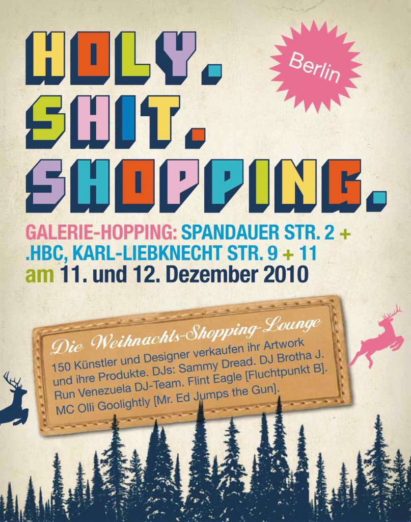 holy.shit.shopping Berlin 2010