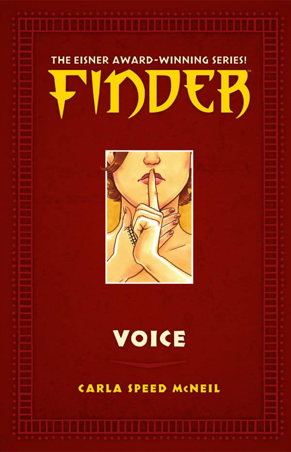 """Finder: Voice"" - (c) Carla Speed McNeil/Dark Horse"