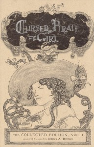 Cursed Pirate Girl - Cover (c) Jeremy Bastian