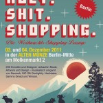 Holy.Shit.Shopping Berlin Weihnachten 2011