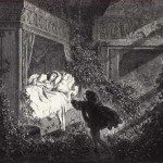 Gustave Doré, 1867_Sleeping Beauty von Charles Perrault, PD